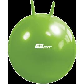 Piłka fitness skacząca ∅65cm EB-FIT zielona EB FIT - 1   klubfitness.pl