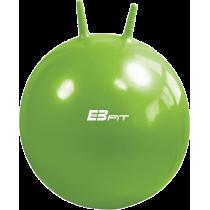 Piłka fitness skacząca ∅65cm EB-FIT zielona EB FIT - 1 | klubfitness.pl