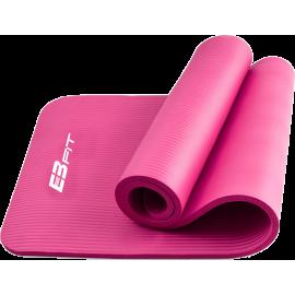 Mata gimnastyczna 180x60x1.5cm EB-FIT NBR różowa | z torbą EB FIT - 1 | klubfitness.pl