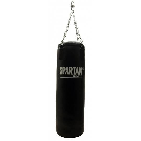 Worek bokserski skóra PU Spartan Sport 90x30cm | 20kg SPARTAN SPORT - 1 | klubfitness.pl | sprzęt sportowy sport equipment