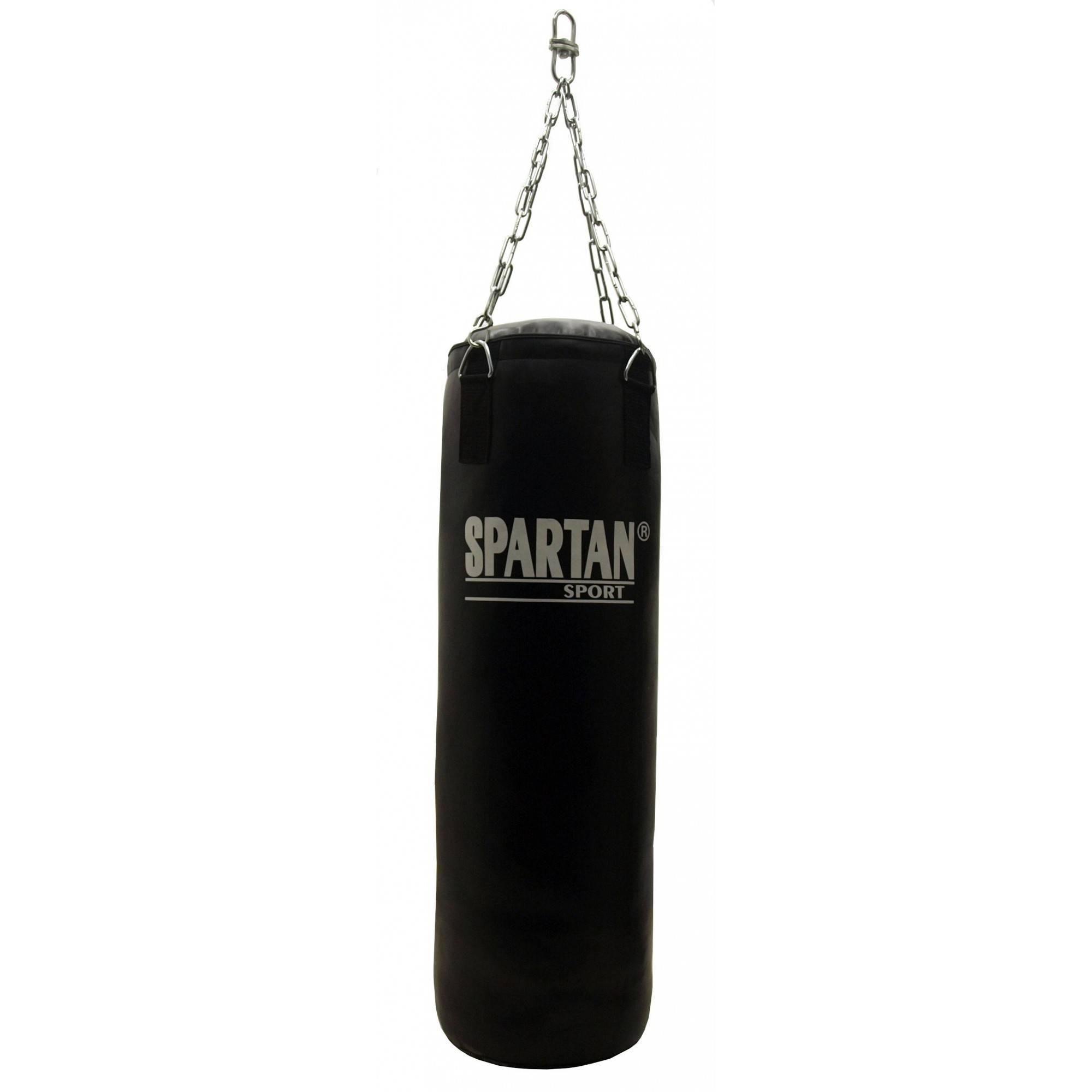 Worek bokserski 20kg SPARTAN SPORT 90x30cm czarny z wypełnieniem,producent: SPARTAN SPORT, zdjecie photo: 1   online shop klubfi