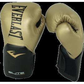 Rękawice bokserskie Everlast Elite Training Gold | 10oz 12oz 14oz Everlast - 1 | klubfitness.pl