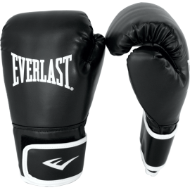 Rękawice treningowe Everlast Core Training Gloves | czarne Everlast - 1 | klubfitness.pl