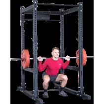 Klatka treningowa SPR1000 Body-Solid Power Rack   wysokość 226cm BodySolid - 1   klubfitness.pl