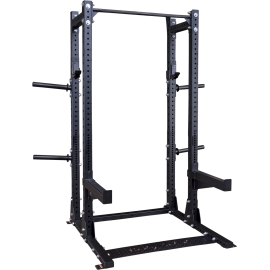 Brama treningowa SPR500BACK Body-Solid Extended Half Rack | wysokość 226cm BodySolid - 1 | klubfitness.pl