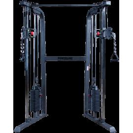 Brama treningu funkcjonalnego PFT100 Powerline | stosy 2x72kg Powerline - 1 | klubfitness.pl