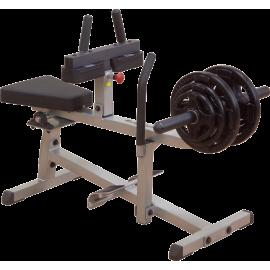 Stanowisko mięśnie łydek GSCR349 Body-Solid   prasa pozioma BodySolid - 1   klubfitness.pl