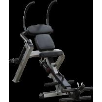 Stanowisko mięśnie brzucha GAB300 Body-Solid   skłony na siedząco BodySolid - 1   klubfitness.pl