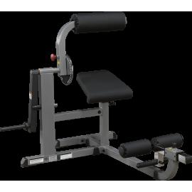 Stanowisko mięśnie brzucha grzbietu GCAB360 Body-Solid skłony na siedząco BodySolid - 1   klubfitness.pl