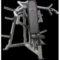 Ławka izolowane ramiona LVSP Body-Solid Pro Clubline Shoulder Press BodySolid - 1   klubfitness.pl