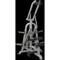 Ławka izolowane ramiona LVLA Body-Solid Pro Clubline Lat Pulldown BodySolid - 1   klubfitness.pl