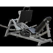 Ławka wypychanie nóg LVLP Body-Solid Pro Clubline Horizontal Leg Press BodySolid - 1   klubfitness.pl