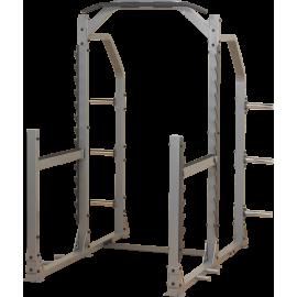 Brama SMR1000 Body-Solid Multi Squat Rack | podpory bezpieczeństwa drążek BodySolid - 1 | klubfitness.pl