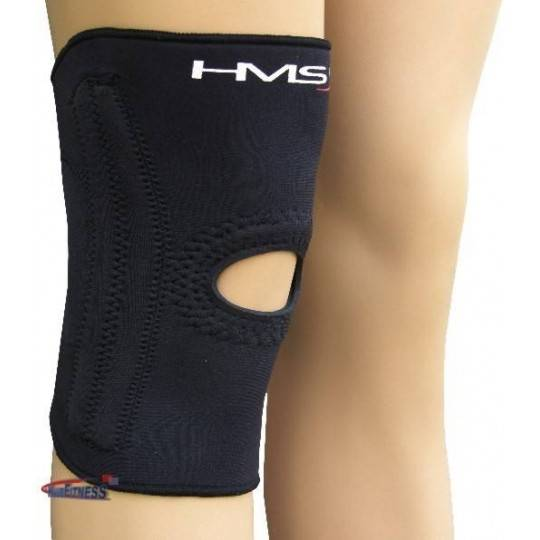 Ściągacz neoprenowy na kolano HMS KO104,producent: HMS, zdjecie photo: 1   online shop klubfitness.pl   sprzęt sportowy sport eq