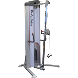 Wyciąg linowy S2CC Body-Solid Pro Clubline Cable Column | stos 72kg BodySolid - 1 | klubfitness.pl
