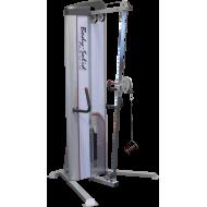 Wyciąg linowy S2CC Body-Solid Pro Clubline Cable Column   stos 72kg BodySolid - 1   klubfitness.pl