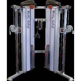 Brama funkcjonalna S2FT Body-Solid Pro Clubline   stosy 2x72kg BodySolid - 1   klubfitness.pl