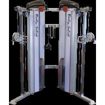 Brama funkcjonalna S2FT Body-Solid Pro Clubline | stosy 2x72kg BodySolid - 1 | klubfitness.pl