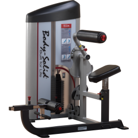 Maszyna brzuch grzbiet S2ABB Body-Solid Pro Clubline | stos 72kg BodySolid - 1 | klubfitness.pl
