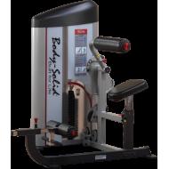 Maszyna brzuch grzbiet S2ABB Body-Solid Pro Clubline   stos 72kg BodySolid - 1   klubfitness.pl
