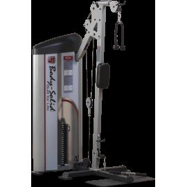Maszyna wyciąg linowy S2BTP Body-Solid Pro Clubline | stos 72kg BodySolid - 1 | klubfitness.pl
