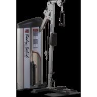 Maszyna wyciąg linowy S2BTP Body-Solid Pro Clubline   stos 72kg BodySolid - 1   klubfitness.pl