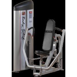 Maszyna wypychanie siedząc S2CP Body-Solid Pro Clubline | stos 95kg BodySolid - 1 | klubfitness.pl