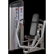 Maszyna wypychanie siedząc S2CP Body-Solid Pro Clubline   stos 95kg BodySolid - 1   klubfitness.pl