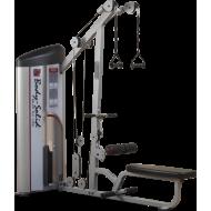 Maszyna wyciąg górny-dolny S2LAT Body-Solid Pro Clubline   stos 72kg BodySolid - 1   klubfitness.pl
