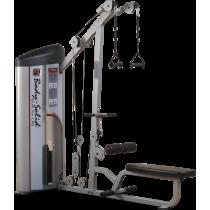 Maszyna wyciąg górny-dolny S2LAT Body-Solid Pro Clubline | stos 72kg BodySolid - 1 | klubfitness.pl