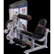 Maszyna mięśnie nóg S2LEC Body-Solid Pro Clubline   stos 72kg BodySolid - 1   klubfitness.pl