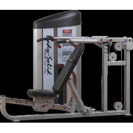 Maszyna wyciskanie wielopozycyjne S2MP Body-Solid Pro Clubline | stos 95kg BodySolid - 1 | klubfitness.pl