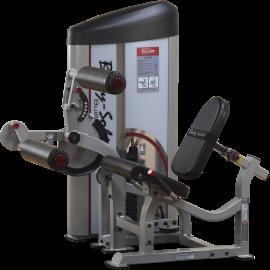 Maszyna zginanie nóg S2SLC Body-Solid Pro Clubline | stos 72kg BodySolid - 1 | klubfitness.pl