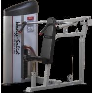 Maszyna wyciskanie pionowe S2SP Body-Solid Pro Clubline   stos 95kg BodySolid - 1   klubfitness.pl