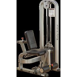 Maszyna prostowanie nóg SLE200G-2 Body-Solid Pro Clubline | stos 95kg BodySolid - 1 | klubfitness.pl