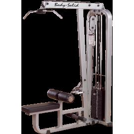 Maszyna wyciąg górny-dolny SLM300G-2 Body-Solid Pro Clubline | stos 95kg BodySolid - 1 | klubfitness.pl