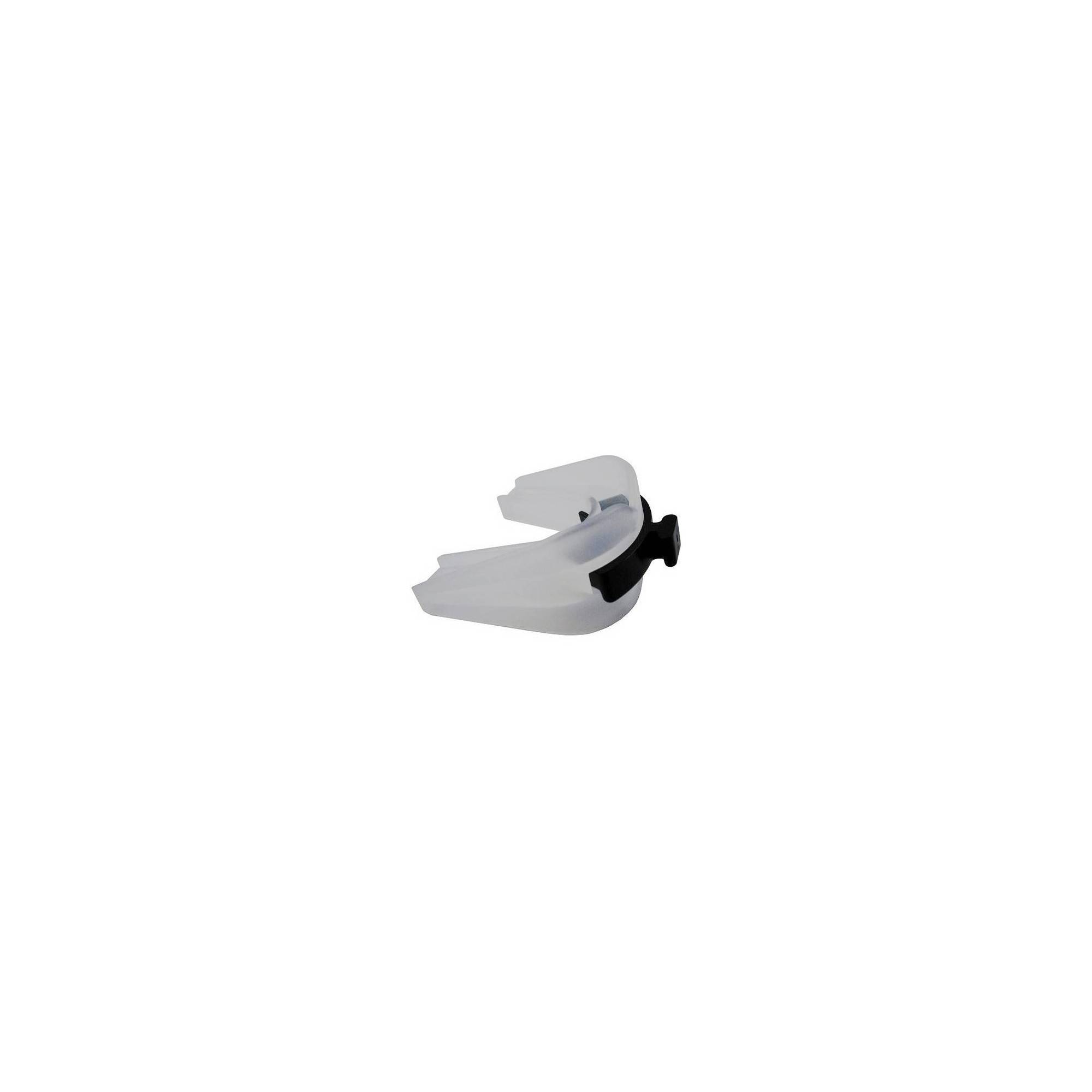 Ochraniacz podwójny szczęki Allright | biały-transparentny ALLRIGHT - 1 | klubfitness.pl