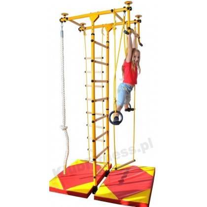 Drabinka gimnastyczna dla dzieci STAYER SPORT JUMP ONE montowana do sufitu,producent: STAYER SPORT, photo: 3
