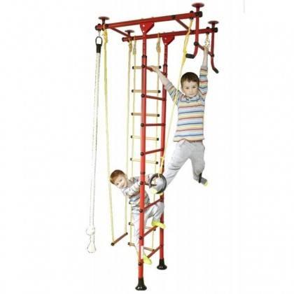 Drabinka gimnastyczna dla dzieci STAYER SPORT JUMP ONE montowana do sufitu,producent: STAYER SPORT, photo: 5