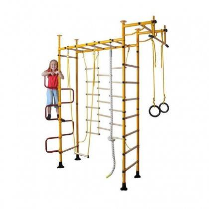 Plac zabaw dla dzieci STAYER SPORT JUMP MULTI wewnętrzny,producent: Stayer Sport, zdjecie photo: 1 | online shop klubfitness.pl