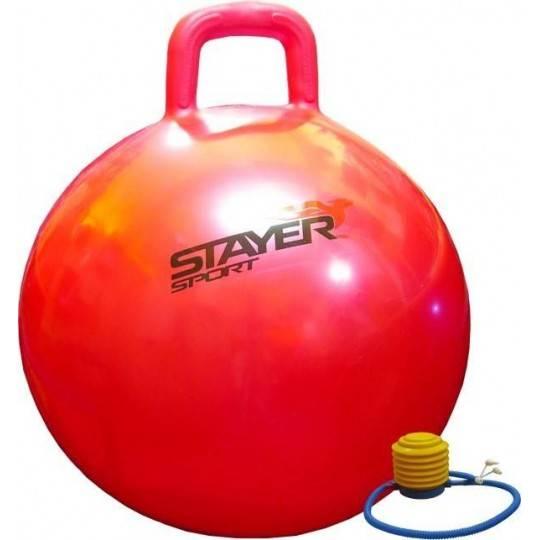 Piłka do skakania STAYER SPORT różne średnice i kolory,producent: Stayer Sport, zdjecie photo: 1   online shop klubfitness.pl  