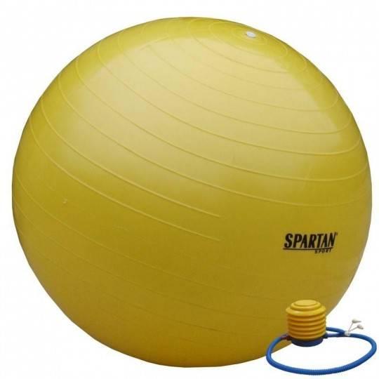 Piłka gimnastyczna gładka z pompką SPARTAN SPORT średnica od 45 do 95 cm,producent: SPARTAN SPORT, photo: 1