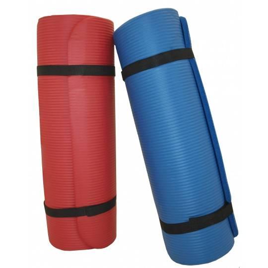 Mata gimnastyczna do ćwiczeń Spartan Sport ExtraStark | 190x60x1,5cm SPARTAN SPORT - 1 | klubfitness.pl