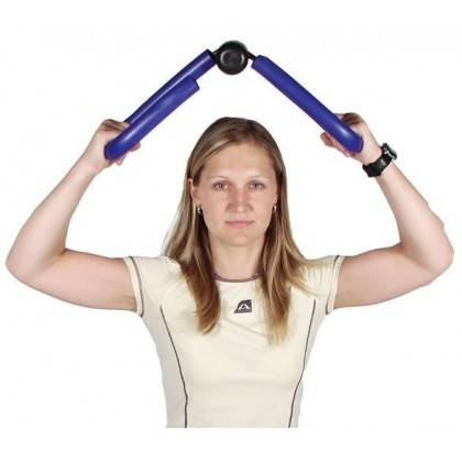 Agrafka treningowa do ćwiczeń fitness Insportline Body-Trimmer,producent: INSPORTLINE, photo: 4