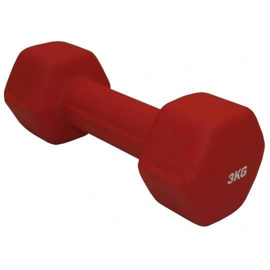 Hantla TITAN Fitness 3kg z powłoką neoprenową,producent: TITAN FITNESS, photo: 1