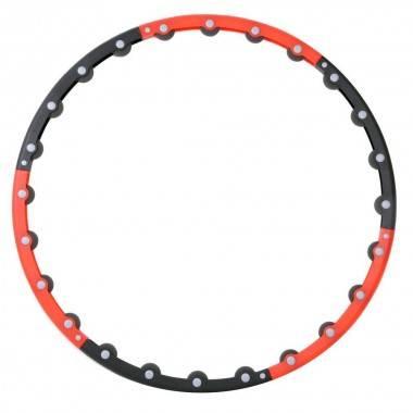Hula-hoop z kółkami masującymi 100,5 cm SPARTAN SPORT,producent: SPARTAN SPORT, zdjecie photo: 4 | online shop klubfitness.pl |