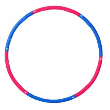 Hula-hoop gładkie 90 cm SPARTAN SPORT koło do ćwiczeń,producent: SPARTAN SPORT, zdjecie photo: 3 | online shop klubfitness.pl |