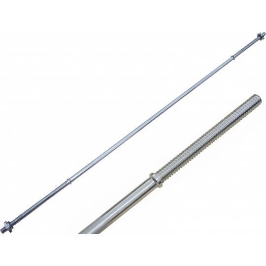 Gryf gwintowany prosty STAYER SPORT długość 220cm średnica 28mm,producent: STAYER SPORT, photo: 6