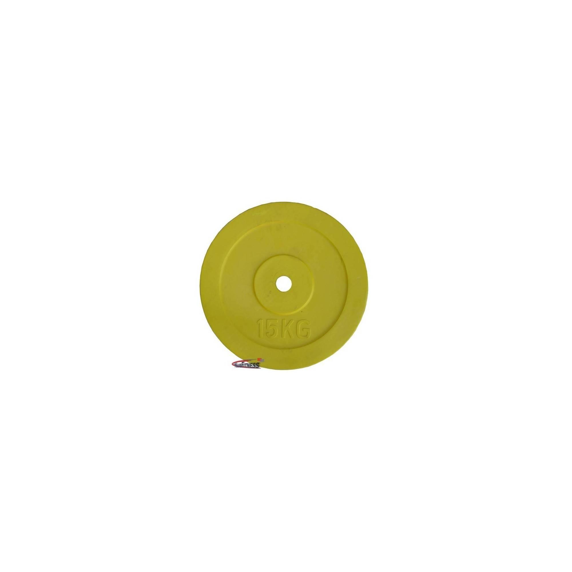 Obciążenie gumowane STAYER SPORT 15kg- średnica: 29mm,producent: STAYER SPORT, photo: 1