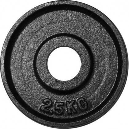 Zestaw obciążeń olimpijskich czarnych STAYER BO135 waga 135kg,producent: STAYER SPORT, photo: 2